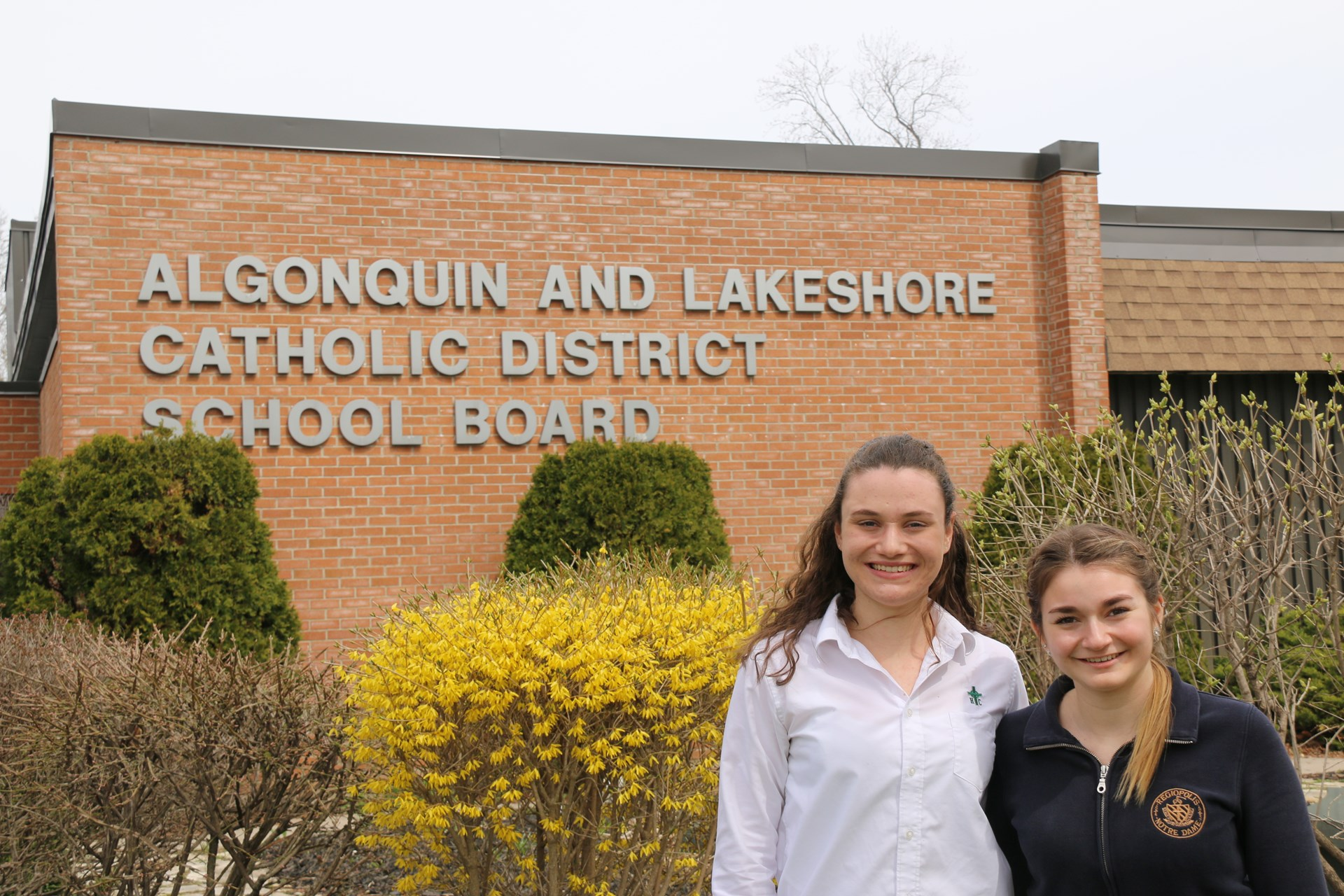 incoming and outgoing student trustee