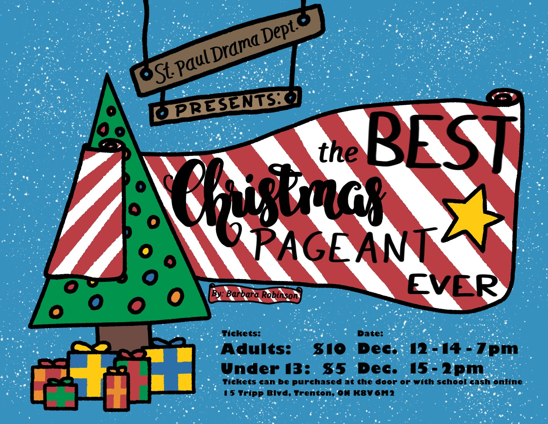 Best Christmas Pageant poster for Community_Final.jpg