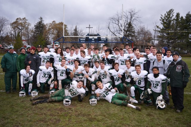 HC Sr Football March to OFSSA