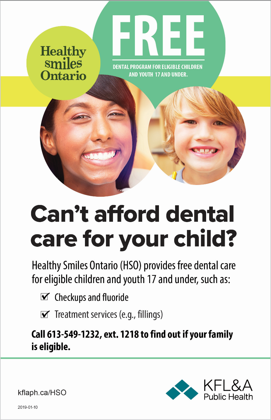 Healthy Smiles Ontario (HSO)