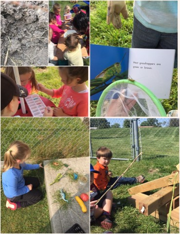 Student Learning in the Outdoors