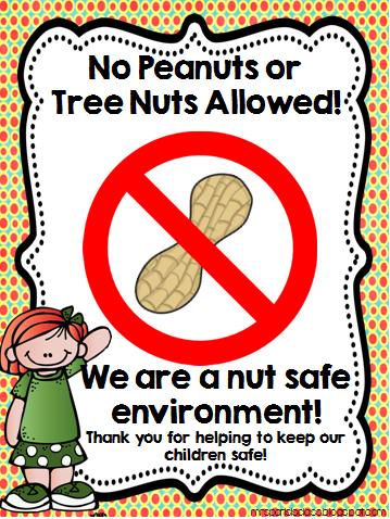 Peanut / Nut Safe School