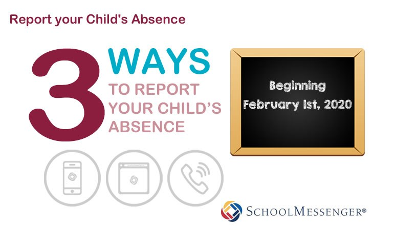 Safe Arrivals Program – Report your Child's Absence