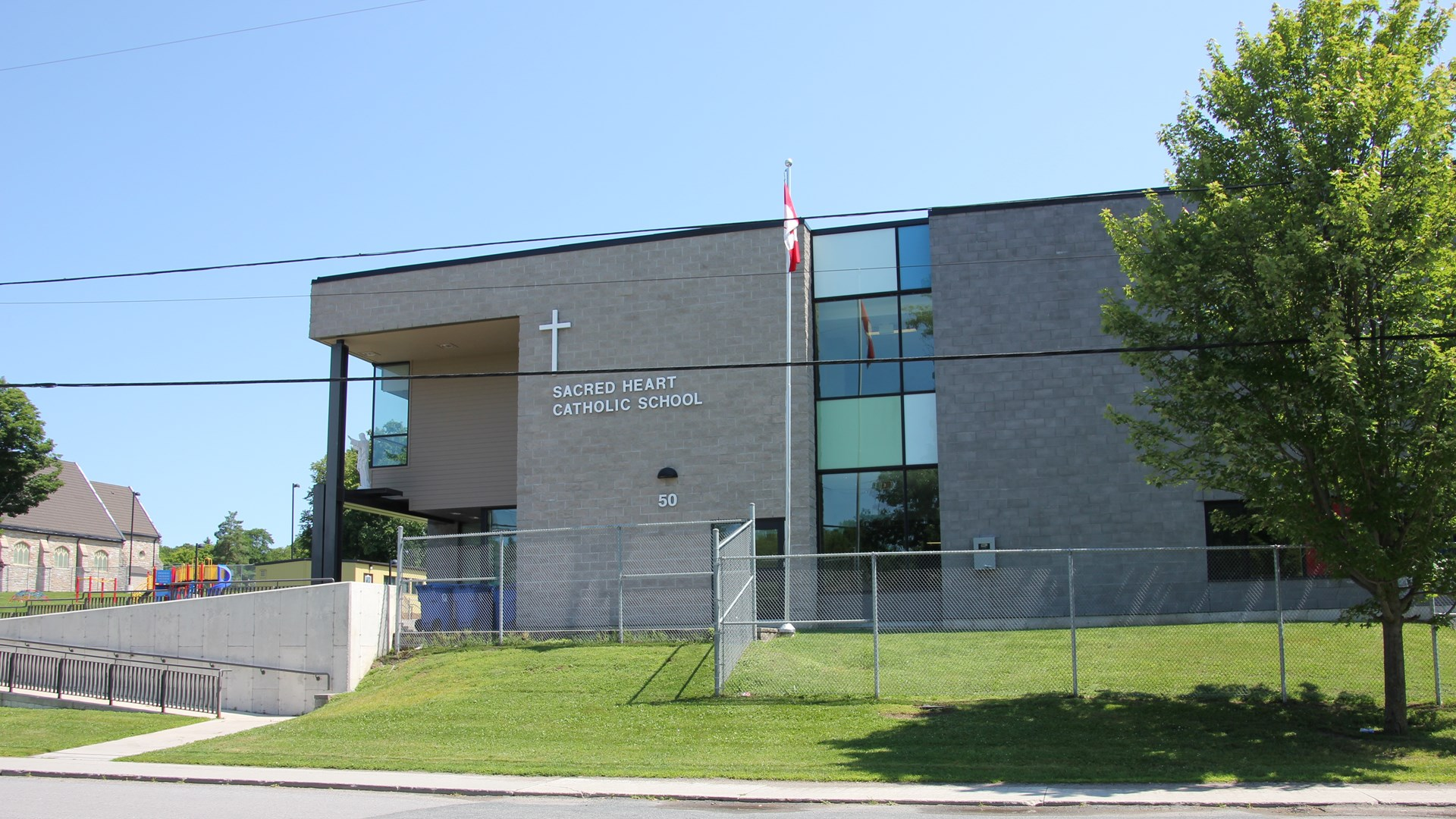 Sacred Heart Catholic School, Marmora