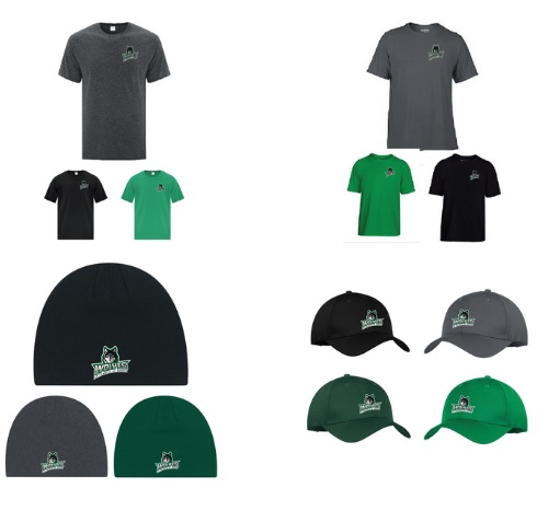 Spirit Wear Orders Available Now!