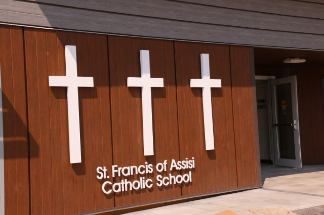 Welcome to St. Francis of Assisi Catholic School!