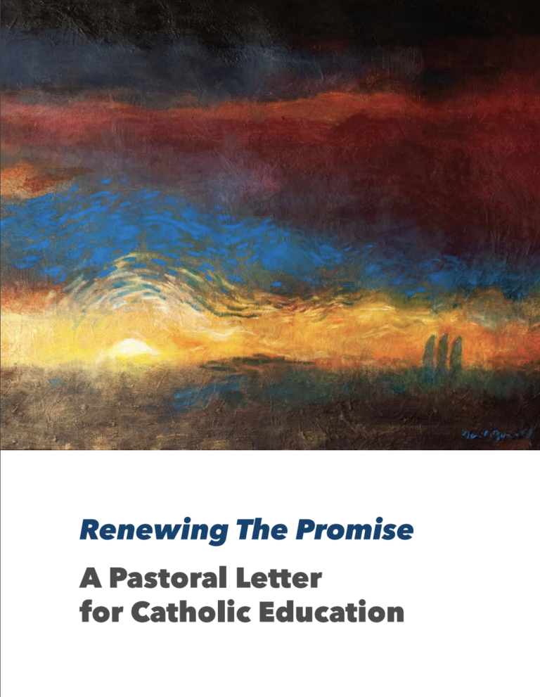 Renewing The Promise Cover
