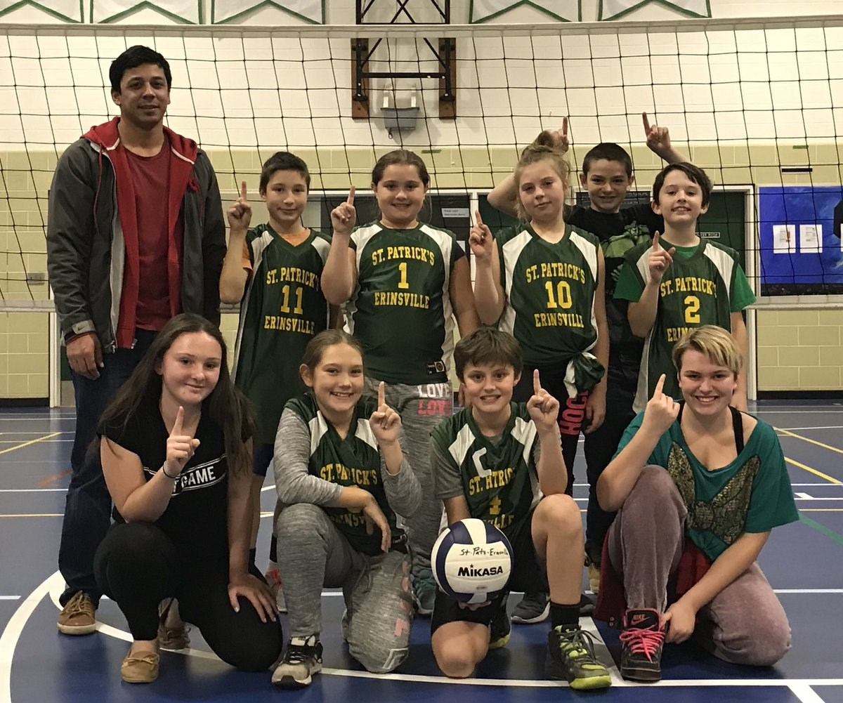 St. Patrick Catholic School Brings Home the Gold!