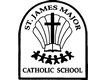 St. James Major Catholic School logo