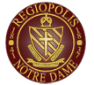 Regiopolis-Notre Dame Catholic High School logo