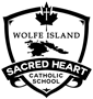 Sacred Heart Catholic School (Wolfe Island) logo