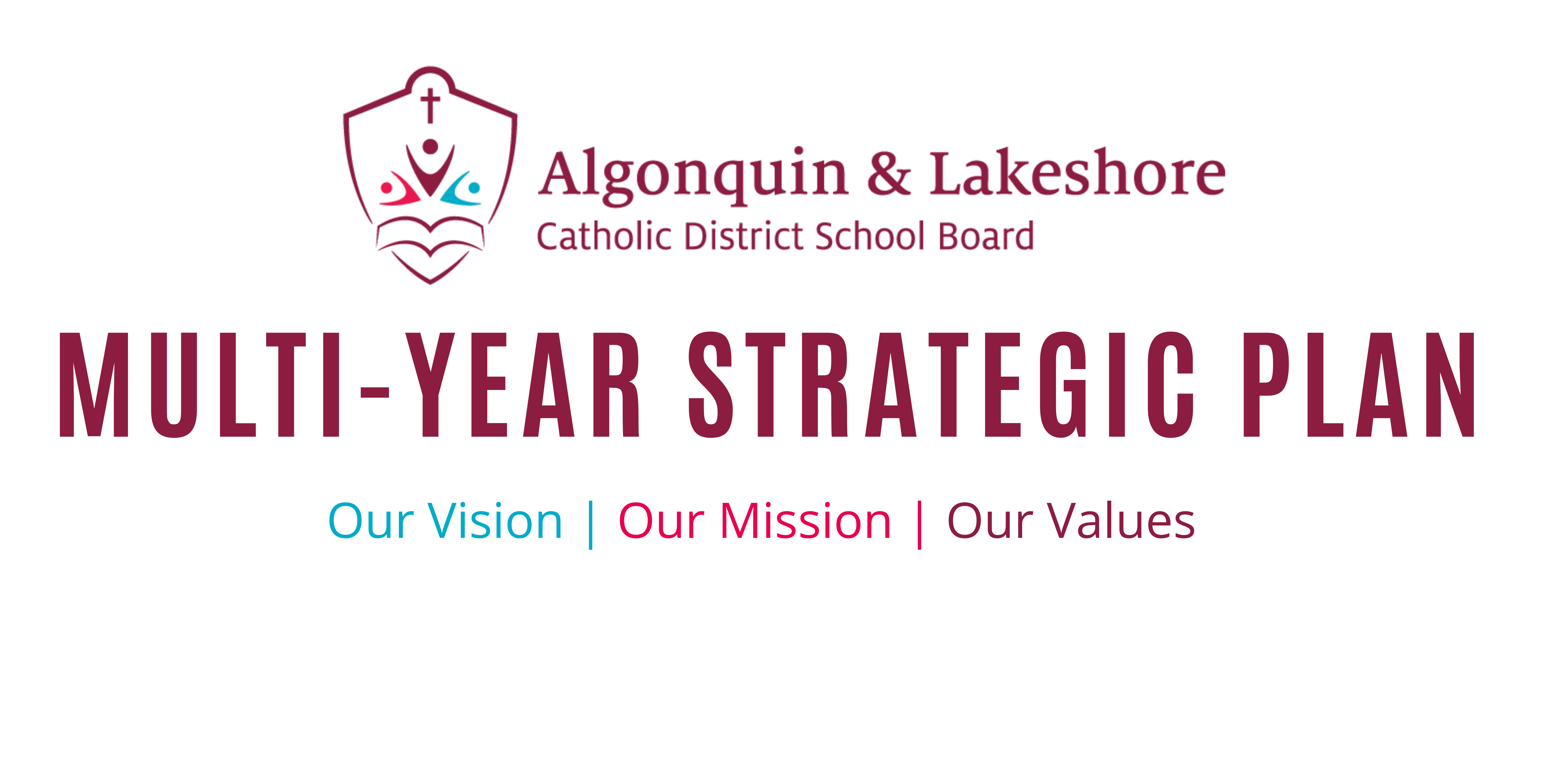 ALCDSB Launches New Five Year Plan