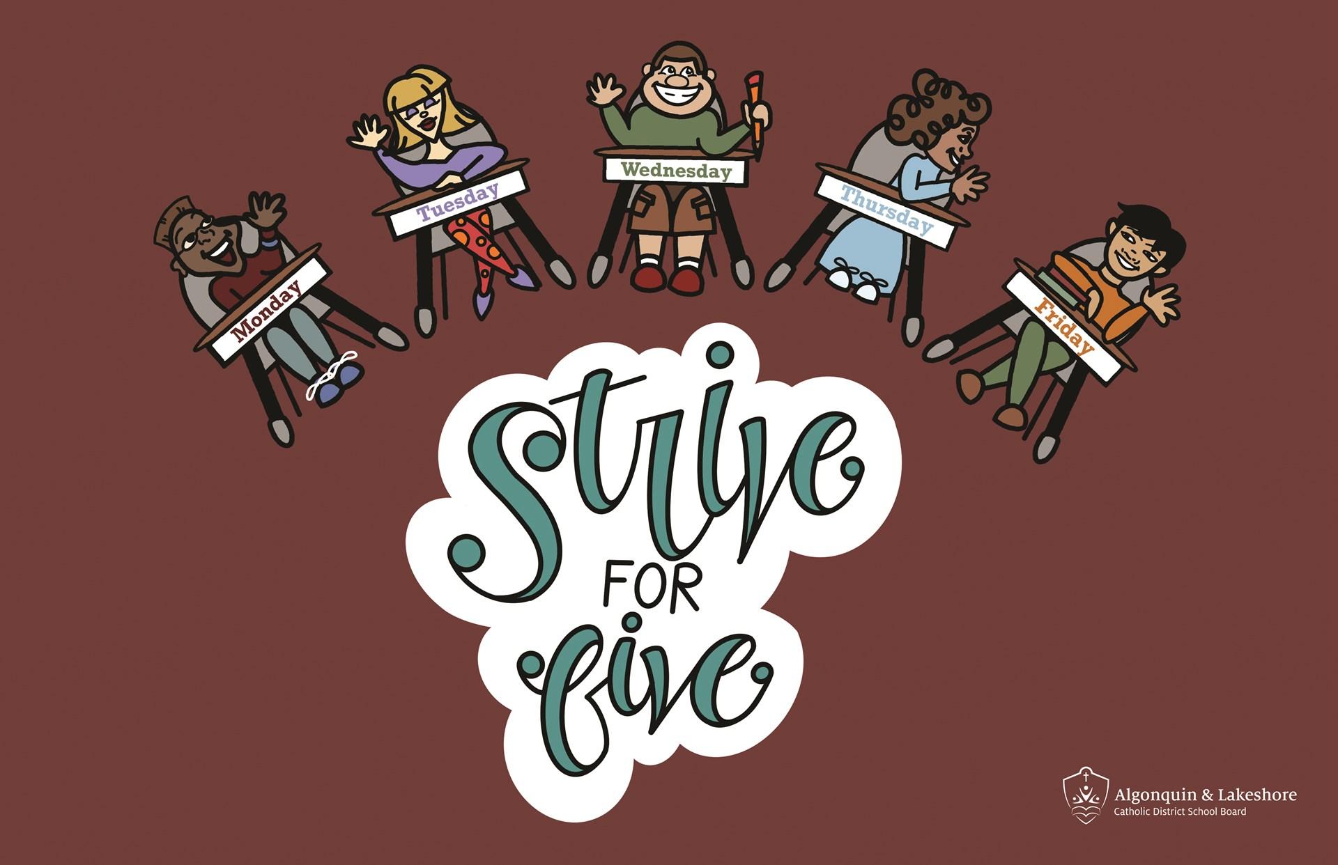 StriveForFivePoster.jpg