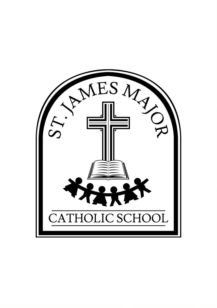 St. James Major logo