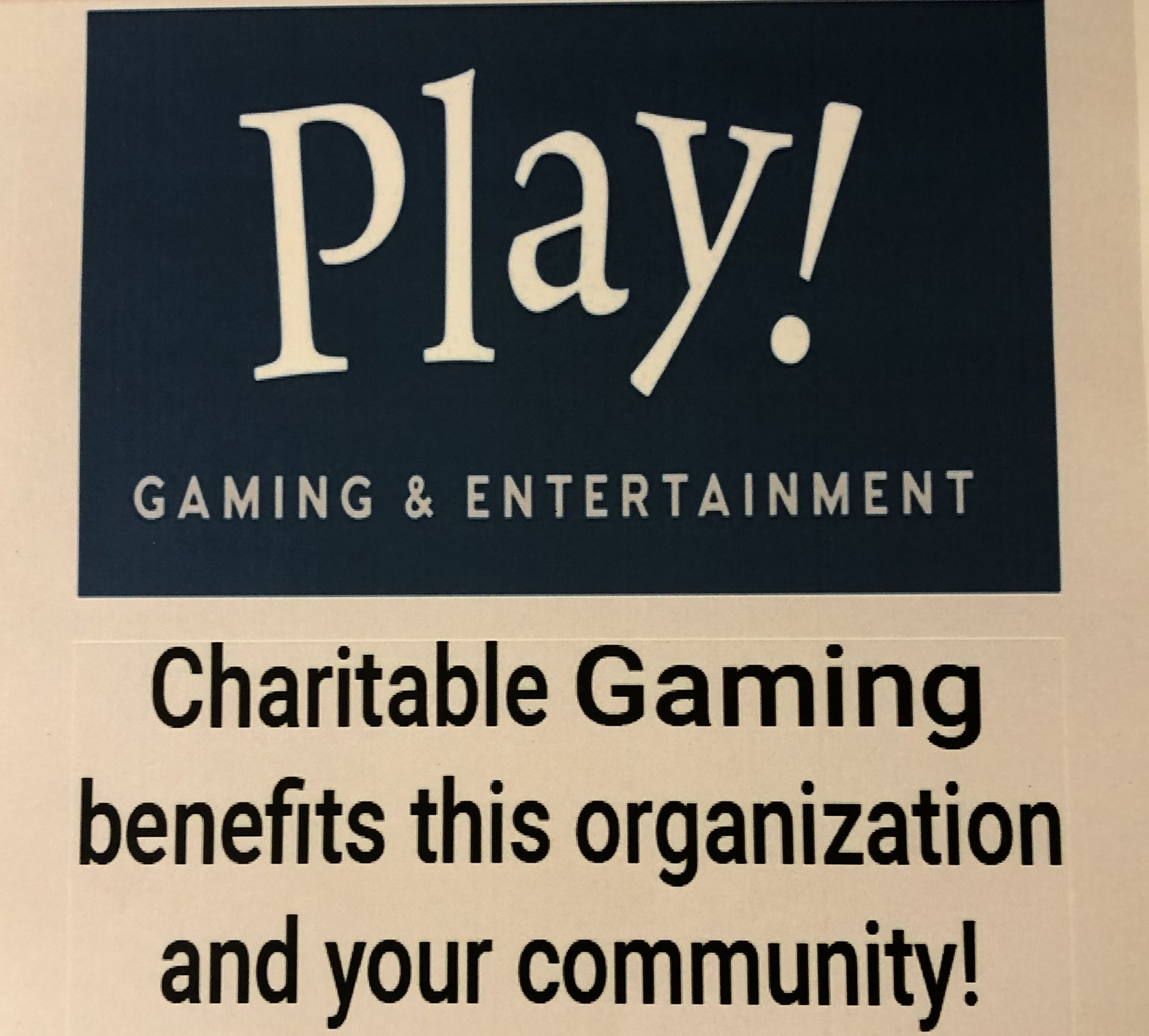 Play! Gaming & Entertainment