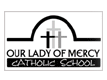 Our Lady of Mercy Catholic School logo