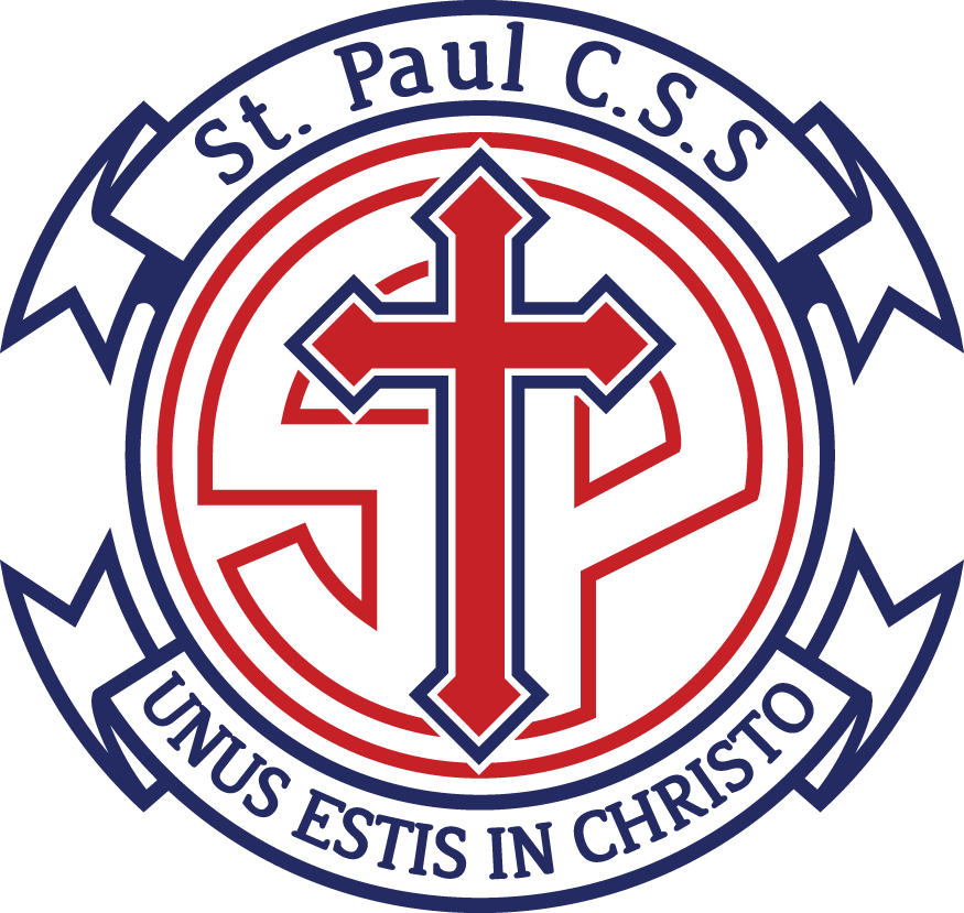 St. Paul Catholic Secondary School logo