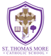 St. Thomas More Catholic School logo